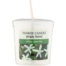 Yankee Candle White Jasmine Votivkerze 49 g