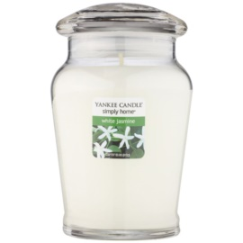 Yankee Candle White Jasmine Scented Candle 340 g Medium