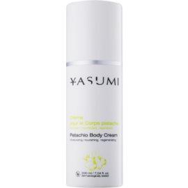 Yasumi Body Care Pistachio Cream hydratační tělový krém  200 ml