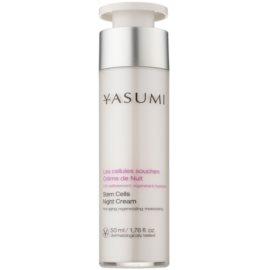 Yasumi Anti-Aging regeneráló éjszakai krém ránctalanító hatással  50 ml