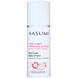 Yasumi Body Care Moisturising Cream For All Types Of Skin  200 ml
