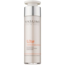 Yasumi Dermo&Medical C-True krem witaminowy o działaniu przeciwzmarszczkowym  50 ml
