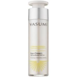 Yasumi Discoloration ochranný krém SPF 30  50 ml