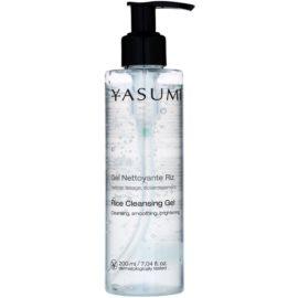 Yasumi Face Care Reinigungsgel  zur Verjüngung der Gesichtshaut  200 ml