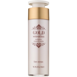 Yasumi Gold Sensation Hautserum mit Goldpartikeln 50+  50 ml