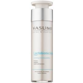 Yasumi Dermo&Medical Lactobionic Acid crema facial para pieles sensibles con tendencia a las rojeces  50 ml