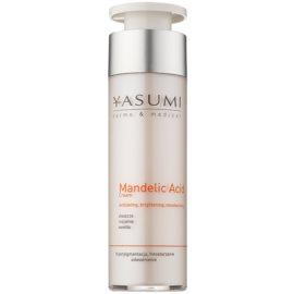 Yasumi Dermo&Medical Mandelic Acid rozjasňující hydratační krém pro obnovu povrchu pleti  50 ml