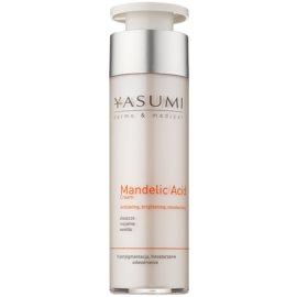 Yasumi Dermo&Medical Mandelic Acid világosító hidratáló krém a bőr felszínének megújítására  50 ml