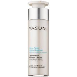 Yasumi Moisture hydratační krém pro suchou pleť s kyselinou hyaluronovou  50 ml