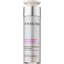 Yasumi Anti-Redness zklidňující krém pro citlivou pleť se sklonem ke zčervenání  50 ml