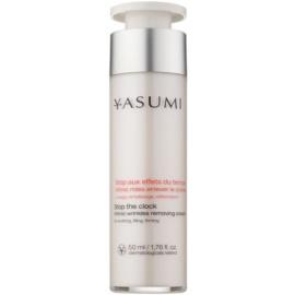 Yasumi Anti-Wrinkle kisimító krém mimikai ráncok ellen  50 ml