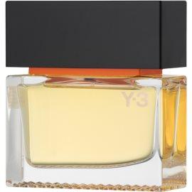 Yohji Yamamoto Y3 toaletní voda pro muže 75 ml