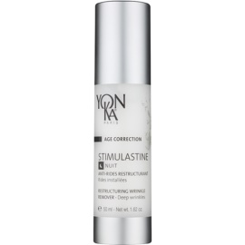 Yon-Ka Age Correction Stimulastine crema de noapte restaurativa efect intens anti-rid  50 ml