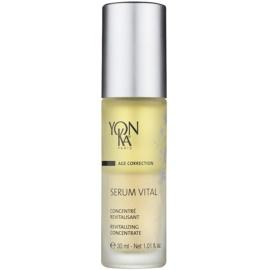 Yon-Ka Age Correction Vital revitalisierendes Gesichtsserum mit regenerierender Wirkung  30 ml