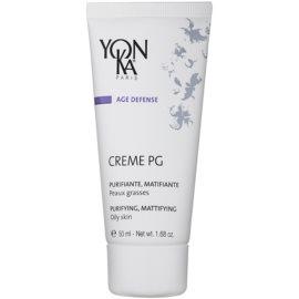 Yon-Ka Age Defense mattierende Creme für fettige Haut  50 ml
