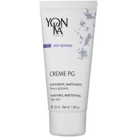 Yon-Ka Age Defense mattosító krém zsíros bőrre  50 ml
