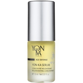 Yon-Ka Age Defense regenerační sérum pro výživu a rozjasnění pleti  15 ml
