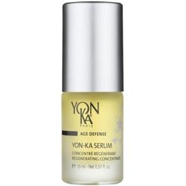 Yon-Ka Age Defense regeneračné sérum pre výživu a rozjasnenie pleti  15 ml