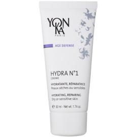 Yon-Ka Age Defense N°1 hydratační krém s obnovujícím účinkem pro suchou až citlivou pleť  50 ml