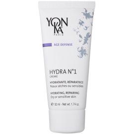 Yon-Ka Age Defense N°1 feuchtigkeitsspendende Creme mit erneuernder Wirkung für trockene bis empfindliche Haut  50 ml