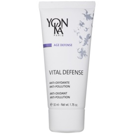 Yon-Ka Age Defense Vital intensive feuchtigkeitsspendende Tagescreme mit Antioxidant-Wirkung  50 ml