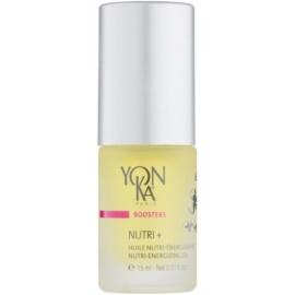 Yon-Ka Boosters Nutri+ nährendes Öl für das Gesicht mit revitalisierender Wirkung  15 ml