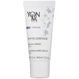 Yon-Ka Contours Phyto Augencreme gegen Schwellungen und Augenringe  15 ml