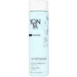 Yon-Ka Essentials čisticí a odličovací mléko na obličej a oči  200 ml