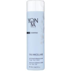 Yon-Ka Essentials čisticí a odličovací micelární voda  200 ml