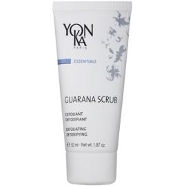 Yon-Ka Essentials pleťový peeling s detoxikačním účinkem  50 ml
