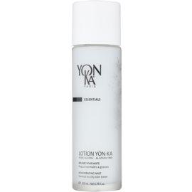 Yon-Ka Essentials revitalizáló permet alkohol nélkül normál és zsíros bőrre  200 ml