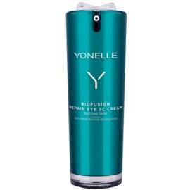 Yonelle Biofusion 3C krema za predel okoli oči za kompleksno nego proti gubam in temnim kolobarjem  15 ml