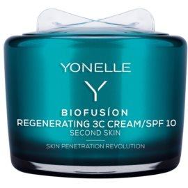 Yonelle Biofusion 3C crema regeneradora SPF 10  55 ml