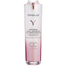 Yonelle Infusion CC krém s protivráskovým účinkem SPF 10  40 ml
