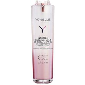 Yonelle Infusion CC krema proti gubam SPF 10  40 ml