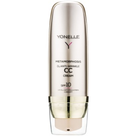 Yonelle Metamorphosis Crema CC cu efect anti-rid SPF 10 culoare 1 Light Neutral  50 ml