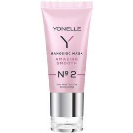 Yonelle Nanodisc Mask Amazing Smooth N° 2 intenzivní noční maska pro rychlou regeneraci suché a dehydrované pleti 40+  35 ml