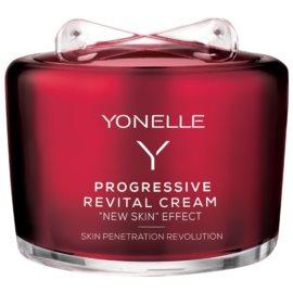 Yonelle Progressive revitalizační pleťový krém s protivráskovým účinkem  55 ml