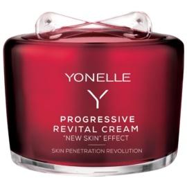 Yonelle Progressive crema facial revitalizante con efecto antiarrugas  55 ml