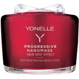Yonelle Progressive mascarilla nano para revitalizar la piel al instante  55 ml