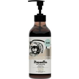 Yope Boswellia & Rosemary Natural Shower Gel  400 ml