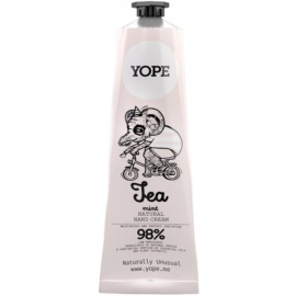 Yope Tea & Mint Natural Hand Cream Nutrition And Hydration  100 ml