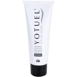 Yotuel All In One crema pentru albirea dintilor aroma Wintergreen 75 ml
