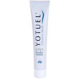 Yotuel Classic bleichende Zahnpasta Geschmack Mint 50 ml
