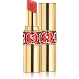 Yves Saint Laurent Rouge Volupté Shine Oil-In-Stick Moisturizing Lipstick Shade 16 Orange Impertinent 4 ml
