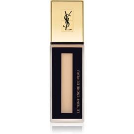 Yves Saint Laurent Le Teint Encre de Peau machiaj matifiant SPF 18 culoare B10 Beige 25 ml
