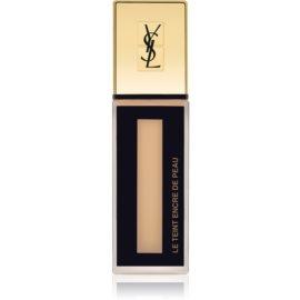 Yves Saint Laurent Le Teint Encre de Peau matificante suave de maquilhagem SPF 18 tom B20 Beige 25 ml