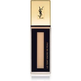 Yves Saint Laurent Le Teint Encre de Peau matificante suave de maquilhagem SPF 18 tom BD40 Beige Doré 25 ml