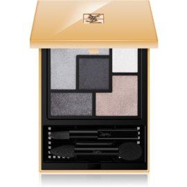 Yves Saint Laurent Couture Palette тіні для повік відтінок 1 Tuxedo  5 гр