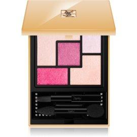 Yves Saint Laurent Couture Palette тіні для повік відтінок 9 Rose 5 гр